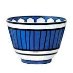 hermes bleus d ailleurs bowl design n3 limoges porcelain