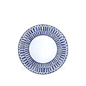hermes bleus d ailleurs dessert plate porcelain limoges