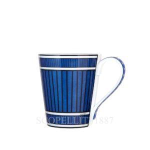 hermes bleus d ailleurs mug design n2 porcelain