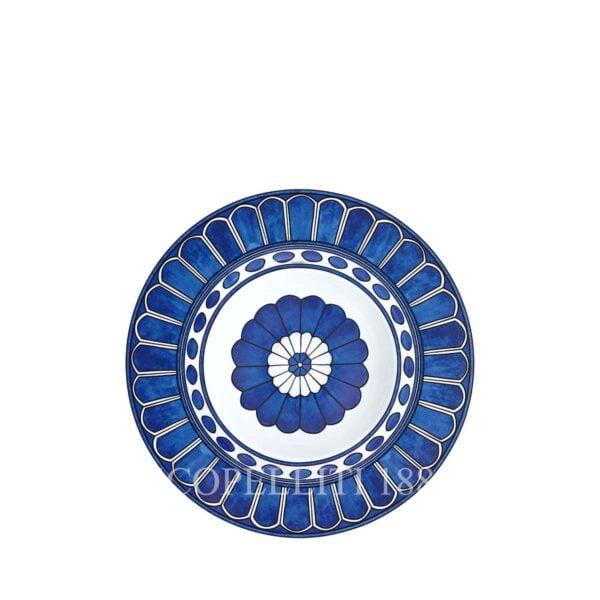 hermes limoges porcelain bleus d ailleurs pasta plate