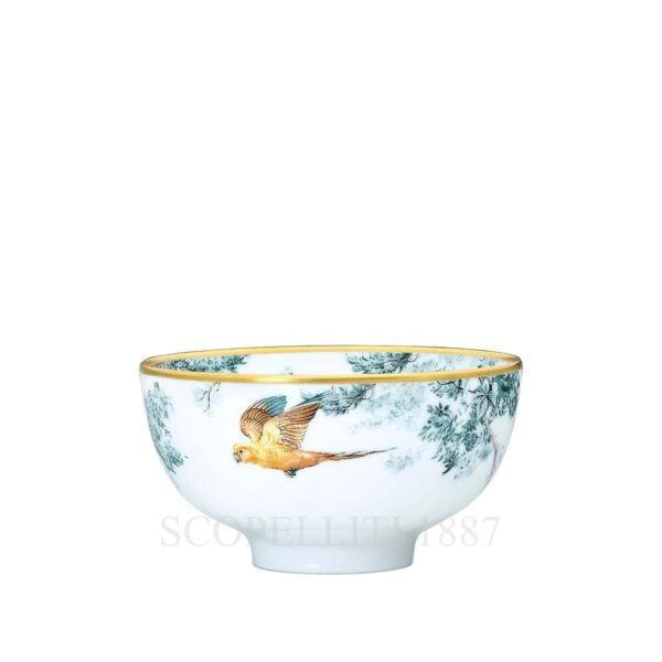 hermes limoges porcelain carnets d equateur bowl birds