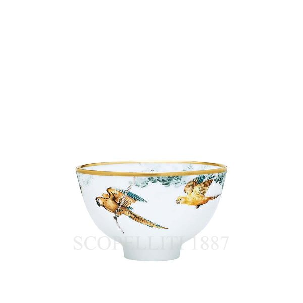 hermes limoges porcelain carnets d equateur bowl small