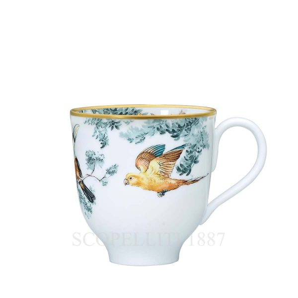hermes limoges porcelain carnets d equateur mug