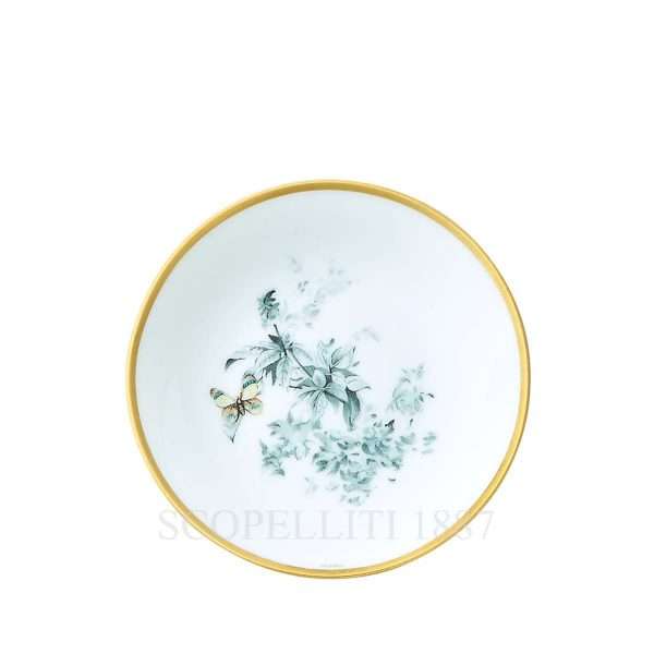 hermes limoges porcelain carnets d equateur soy dish