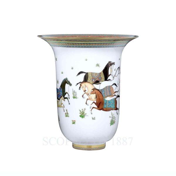 cheval vase very large model