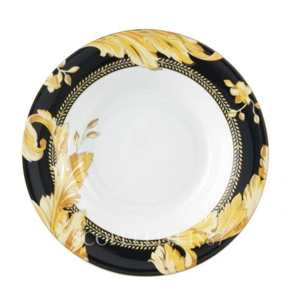 vanity versace deep plate