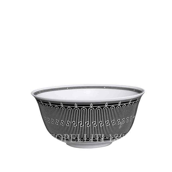 hermes limoges porcelain h deco bowl large