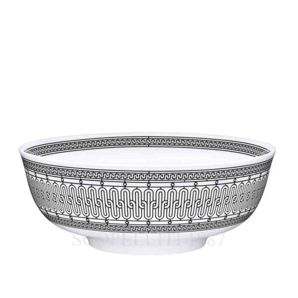hermes limoges porcelain h deco salad bowl