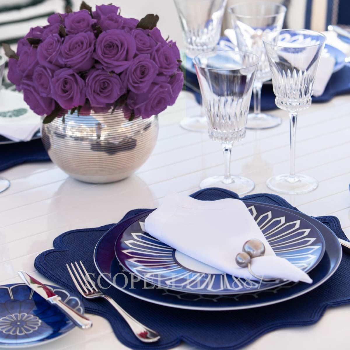 hermes blue china