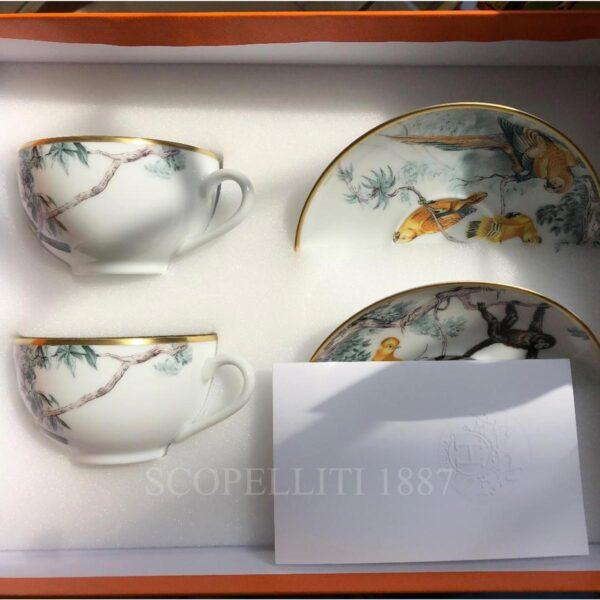 hermes carnets dequateur tea cups