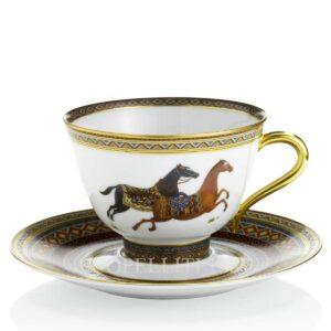 hermes cheval dorient tea cup