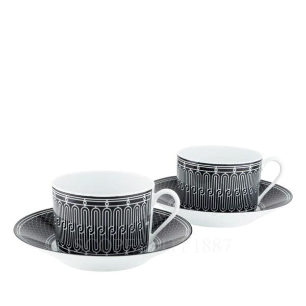 hermes h deco breakfast cups