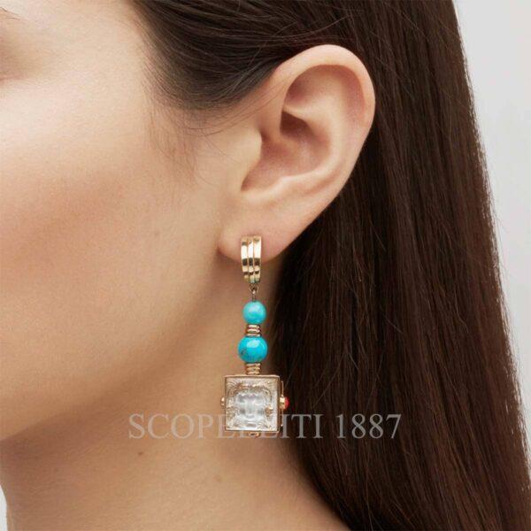 lalique arethuse earrings