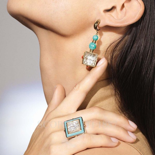 lalique arethuse earrings 43 10389400