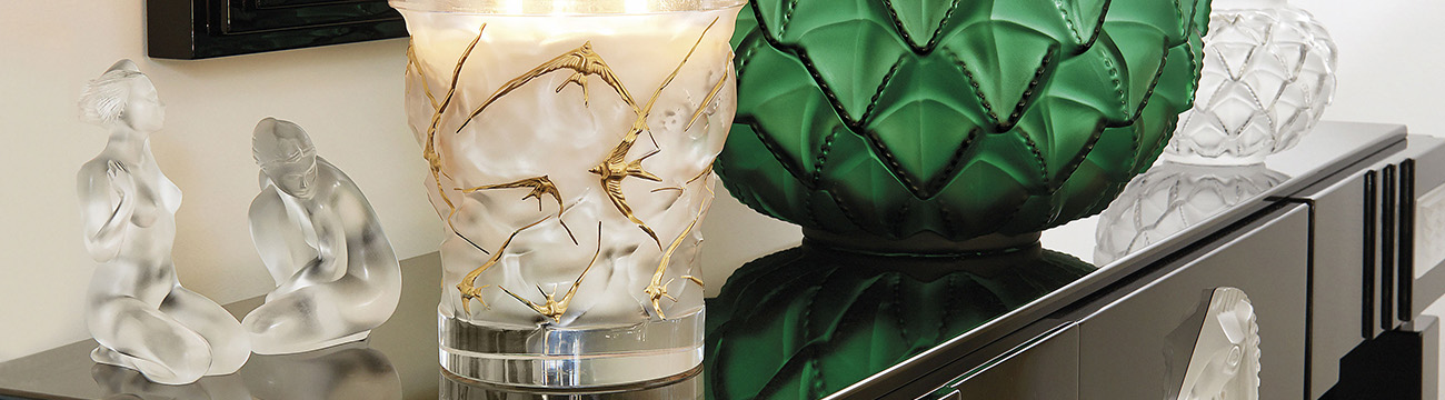 lalique crystals amazing work of art for your home