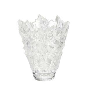 lalique champs elysees crystal vase