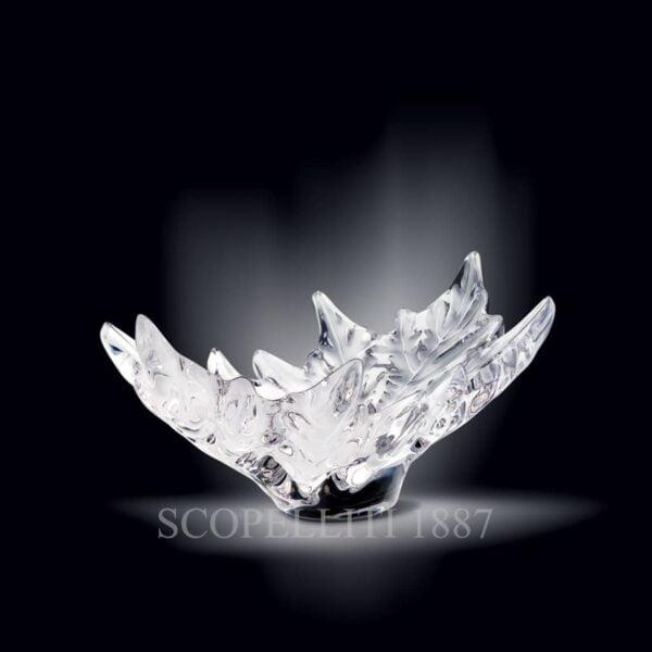 lalique crystal bowl champs elisees
