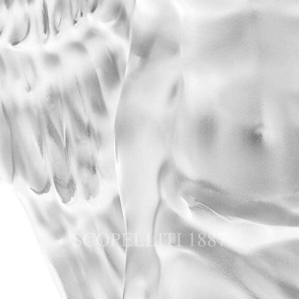 lalique crystal angel sculpture elton john music is love