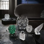 lalique tourbillons crystal vases