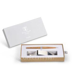pininfarina pen oxidizes paper