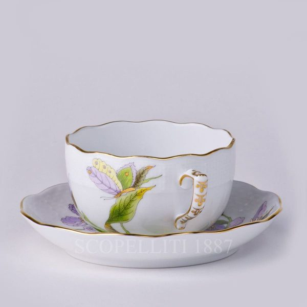 herend tea cup evictf1