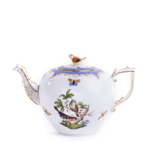 teapot herend rothschild