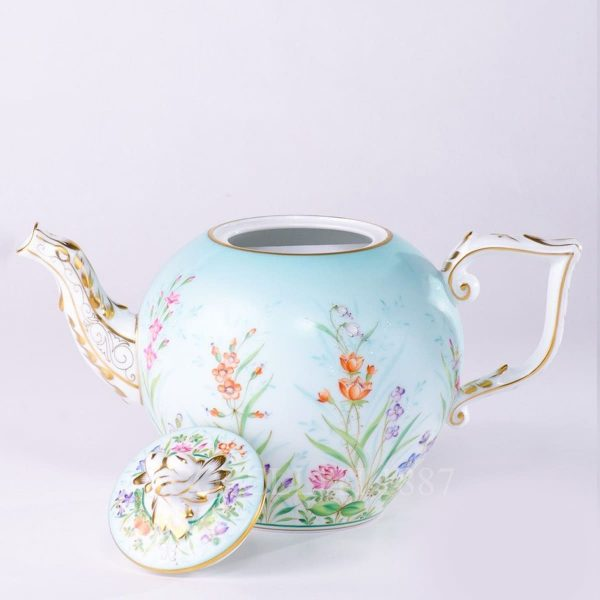 teapot herend four seasons