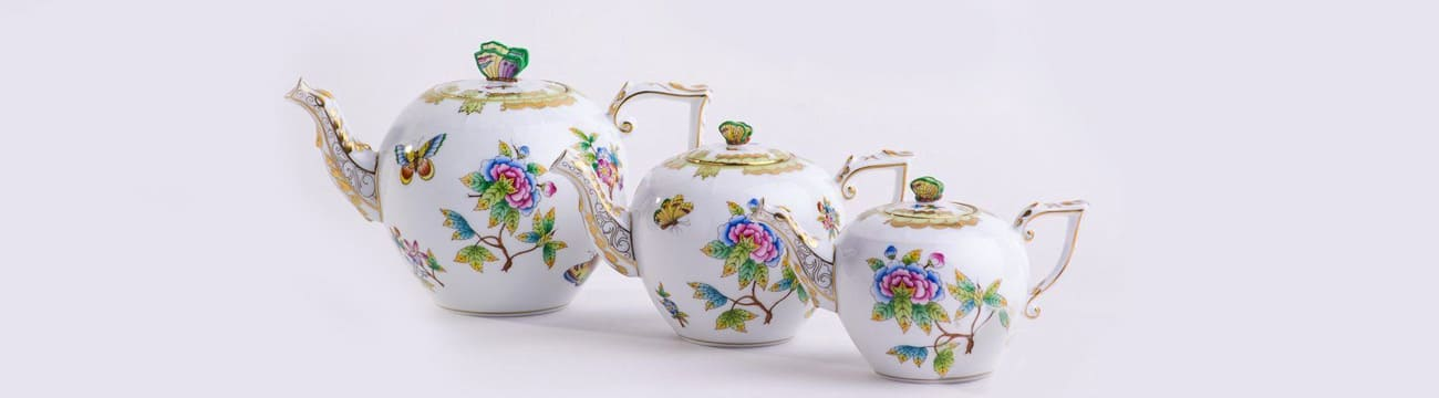 herend teapot