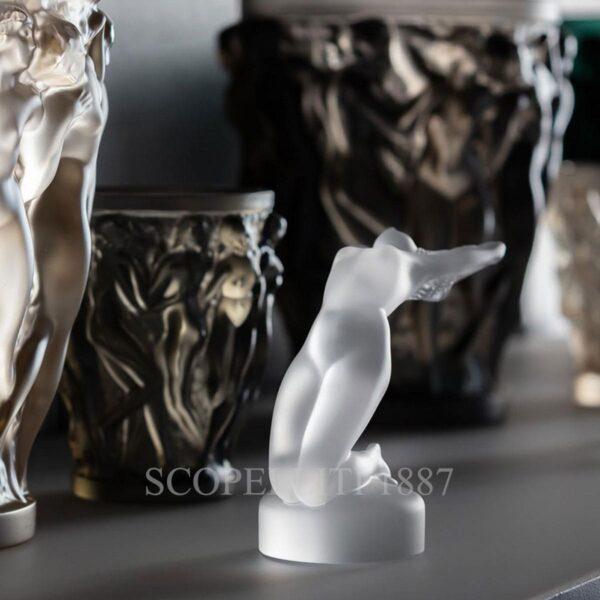 lalique crystal figurine aphrodite