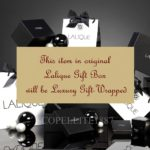 lalique gift wrapping