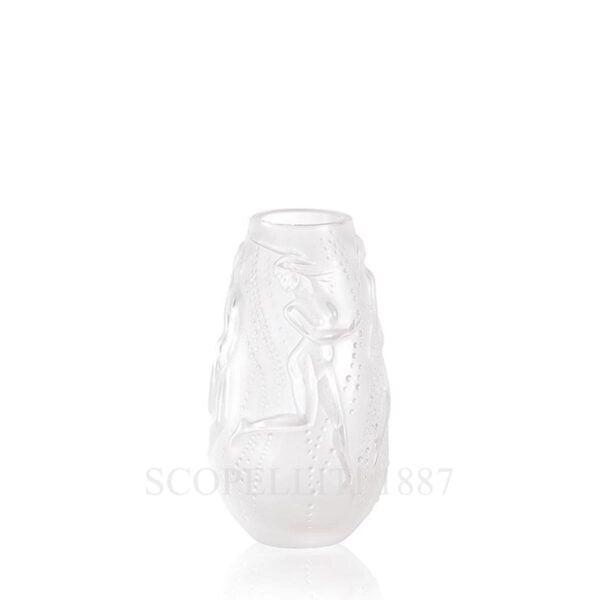 lalique crystal vase nymphes
