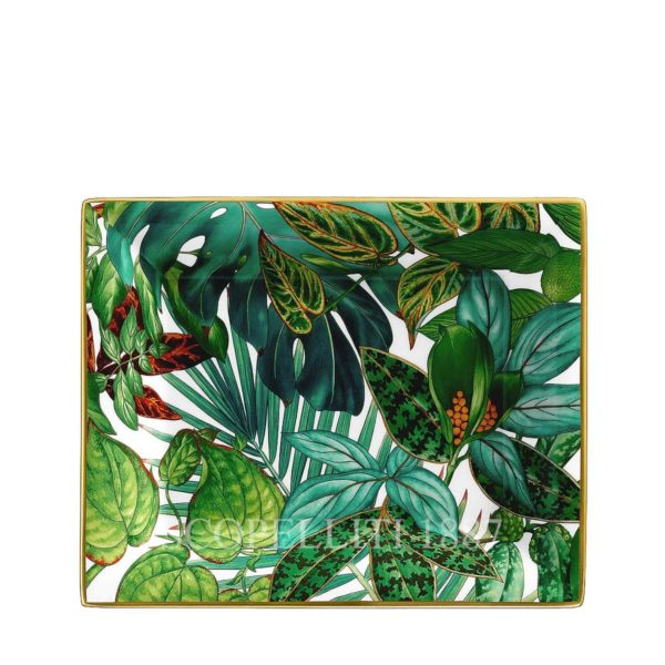hermes passifolia porcelain change tray