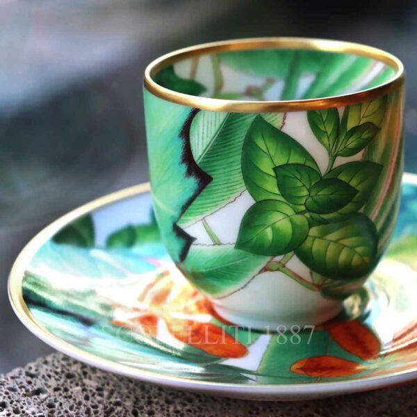 hermes passifolia coffee cup
