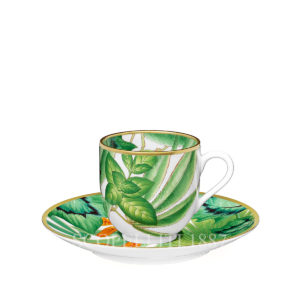 hermes passifolia new collection porcelain coffee cup