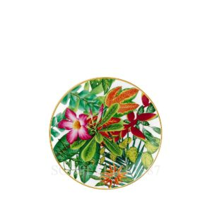 hermes porcelain new decor passifolia dessert plate