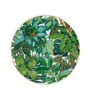 hermes passifolia porcelain plate
