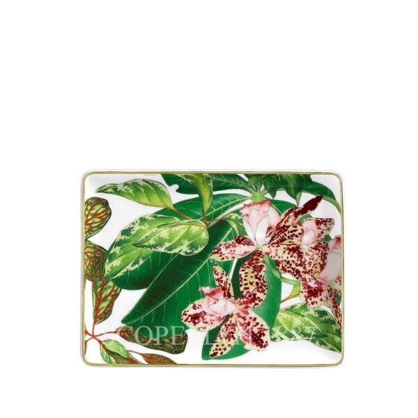 hermes passifolia porcelain tray
