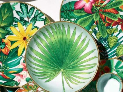Hermes Tableware Collections