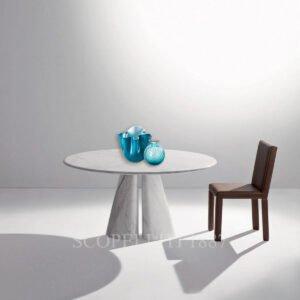 venini vases blue
