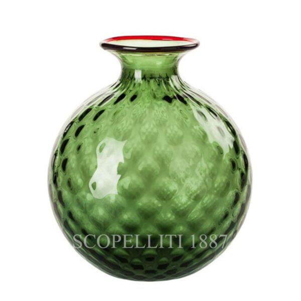 venini balloton monofiore green