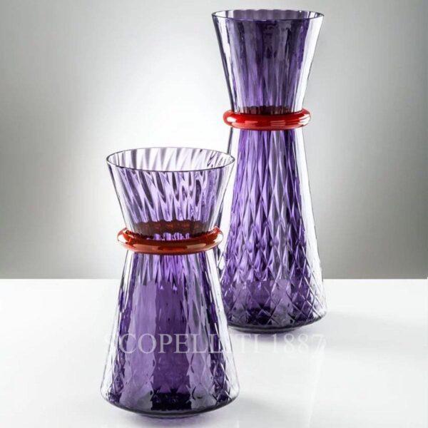 venini vase tiara new color