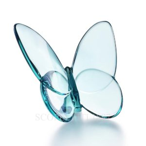 baccarat lucky butterfly crystal