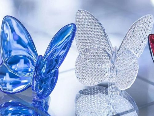 Baccarat Lucky Butterfly – Crystal Papillon