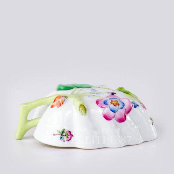 herend sugar bowl queen victoria