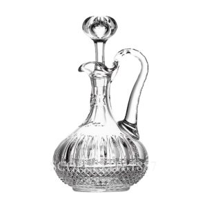 saint louis crystal tommy wine decanter