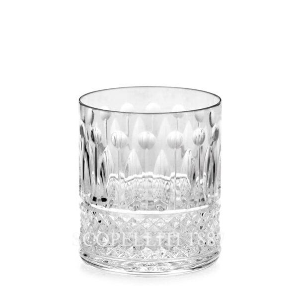 saint louis tommy whisky tumbler