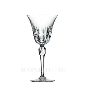 saint louis stella water glass