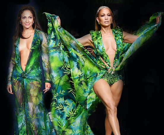 versace jungle jennifer lopez