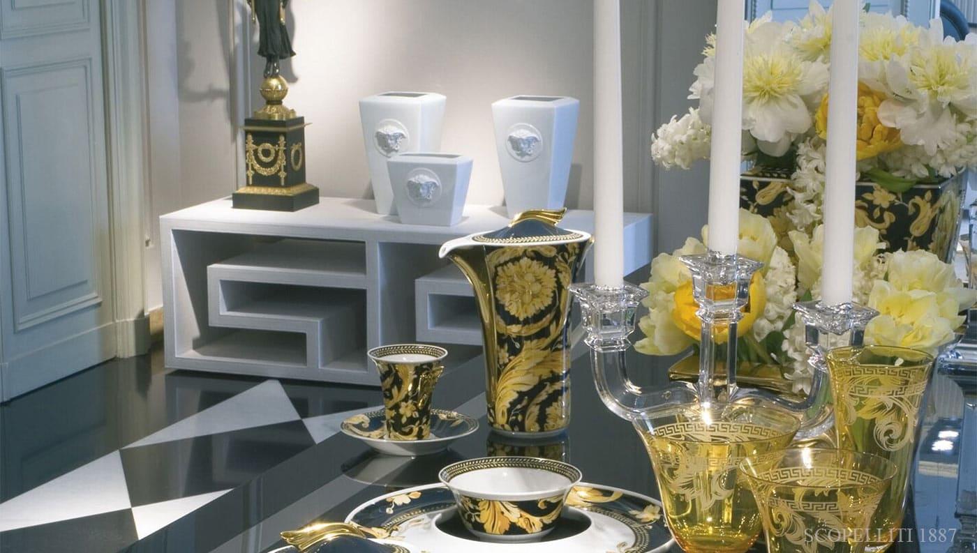 versace porcelain brand