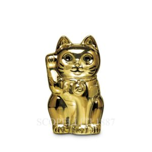 maneki cat gold baccarat